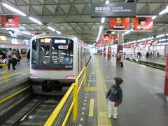 CIMG1942 (Sousaphone) Tags: train tokyu 2013