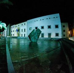 Pioggia, notte  - 4 - (Carlo Columba) Tags: italia it bynight palermo pioggia tribunale notte buio notturno bagnato