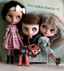 The Little Family...
