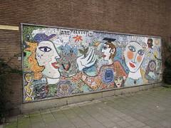 Amsterdam Scherven van Beschaving Muiderpoortstation (Arthur-A) Tags: netherlands amsterdam mosaic nederland fabrice civilisation scherven mozaiek beschaving