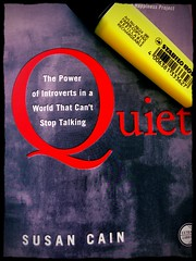 Starting Quiet by Susan Cain.
