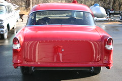 """1955 Chevy Bel-Air • <a style=""""font-size:0.8em;"""" href=""""http://www.flickr.com/photos/85572005@N00/8551248805/"""" target=""""_blank"""">View on Flickr</a>"""