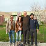 "İslam, Gülden, me, and Veysi <a style=""margin-left:10px; font-size:0.8em;"" href=""http://www.flickr.com/photos/59134591@N00/8559329075/"" target=""_blank"">@flickr</a>"