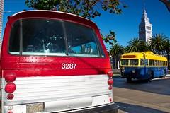 IMG_7001 (Brian K. Leadingham Photography) Tags: sanfrancisco street museum market railway muni municipal steuart