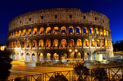 Colosseum (Javier Vieras) Tags: italy rome roma night europa europe italia colosseum coliseo arquitecture colosseo thechallengefactory mygearandme mygearandmepremium mygearandmebronze mygearandmesilver mygearandmegold mygearandmeplatinum mygearandmediamond