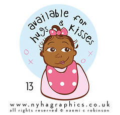 Pick Me (Hi Ni) Tags: cute girl babies afroamerican favor blackgirl comission afrocaribbean babyshow favour brownskin blackbaby freelanceillustrator badgedesign brownbaby freelanceillustration hireanillustrator magnetdesignmfreelancedesign artlicence