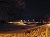 "Nightshot of (Vidar ""the Viking"" Ringstad, Norway) Tags: bridge trees winter cold ice nature norway canon river dark lights norge frozen is vinter google streetlight europa europe flickr frost colours nightshot natur norwegen images bynight powershot bro busker scandinavia riverbank lys bushes bru lillestrøm trær elv bilde vidar farger s100 skandinavia kaldt gatelys mørkt nitelva naturepic frossen nybrua naturbilde ringstad elvebredde kveldsbilde mygearandme rememberthatmomentlevel1 creativephotocafe"