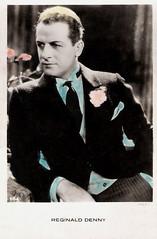 Reginald Denny (Truus, Bob & Jan too!) Tags: uk greatbritain 1920s cinema film sepia vintage movie star kino european silent britain postcard picture cine screen movies actor british postal denny postale reginald cartolina carte postkarte filmstar ansichtskarte ansichtkaart filmster postkaart reginalddenny briefkaart tarjet briefkarte