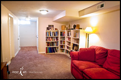 I House Living Room (inneriart) Tags: stilllife house building architecture ian photography hotel utah artist realestate unique fineart basement creative livingroom saltlakecity american bedandbreakfast interiordesign freelance ihouse redcouch tvroom bnb inneri hannahgalliinneri airbnb nikond300s photoshopcs5 inneriart innereyeart inneri wholehannah inneriartcom