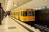 BVG 2674 [Berlin U-Bahn], Brandenburger Tor (Howard_Pulling) Tags: berlin germany underground deutschland tube july german ubahn 2012 bvg u55 hpulling