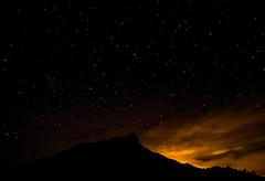 Starry Sky 1 (Jan Crites) Tags: statepark park longexposure arizona sky mountain nature stars nikon nightsky picachopeak celestial picacho highiso d600 picachopeakstatepark starrysky