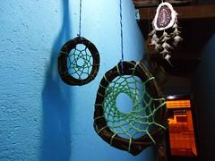 filtro dos sonhos - dreamcatcher (Hida Arte Hippie) Tags: dos dreamcatcher sonhos filtro filtrodossonhos hidaartehippie