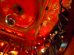 P1290570 (Mandapen) Tags: music london architecture ball mirror camden ceiling nightclub ornate venue mirrorball koko