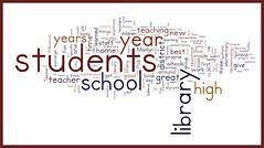 Key word: students!