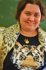 Dia 95 - Professora Lvia. (M.Arboit) Tags: 365 dias sorrindo marboit