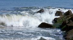 Pawleys Island SC (ferlen02) Tags: ocean mer vague