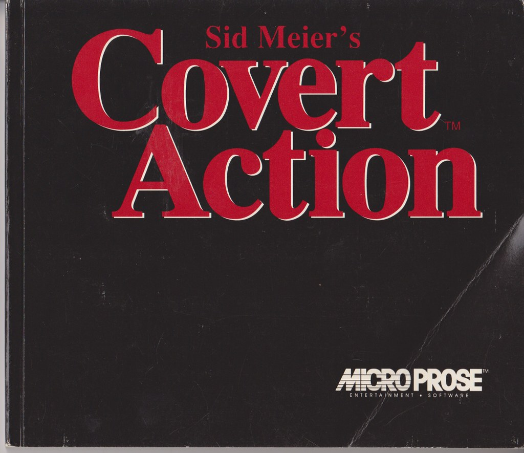 List Of Microprose Games