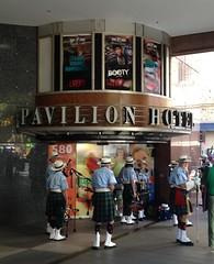 Pavilion Hotel, Sydney, NSW.