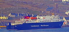 the final turn (bagpii) Tags: sea ferry boats scotland barra calmac