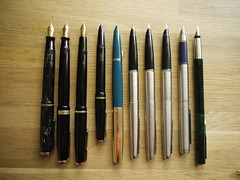 lady 21 victory 45 fountainpen 51 pens vector parker writinginstruments vacumatic shadowwave