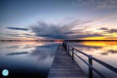 The Jetty (Tara Ward Photography) Tags: sunset landscape coast jetty central australia blinkagain dblringexcellence tplringexcellence bestofblinkwinners blinksuperstars elringexcellence