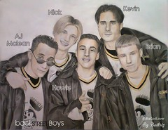 BackStreet Boys  Drawing (Beatriz Love My Jesus) Tags: world she show life music detail love me boys pencil way that aj one tv colorful call long kevin all tour you drawing live being brian nick band smiles everybody it backstreet give want have more direction dont fanart 1d than when singer carter lonely crayon lose now wanna meaning mclean boyband larger howie drowing helpless bsb incomplete richardson inconsolable gays the dorough littrell of