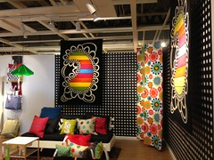 IKEA - design a la 2013 - colors are back (Vilseskogen) Tags: new white black color ikea design furniture interior creative nj commons jersey vilseskogen