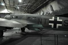 He111 H-20/R1 (Richard.Crockett 64) Tags: london iii heinkel ww2 bomber worldwartwo luftwaffe battleofbritain hendon 2013 royalairforcemuseum heiii battleofbritainhall h20r1