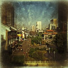 Downtown Kunming