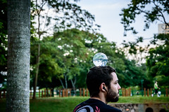 Alameda das Rosas - Goinia - GO (Raphal T.) Tags: park green nature garden landscape nikon skills cristal d3200 18105mm
