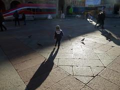 eccomi qui, il terrore dei piccioni (Danilo Marrani) Tags: baby little sweet budu bambino neonato beb draem