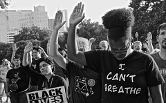 I Can't Breathe (wheeler_camille) Tags: street white black austin photography texas state tx rally protest capitol lives matter