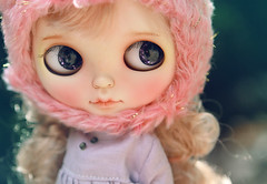 Jane Lefroy (k07doll) Tags: blythe blythecustom blythedoll sweet customblythe custom cubby cute bigeyes doll k07 k07doll