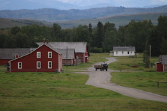 A trip to Bar U Ranch Alberta Canada I have been past here many times but this was my first visit and i will be back again for sure, what a little jem well worth a visit for sure. (davebloggs007) Tags: bar u ranch alberta canada visit day out parks food history