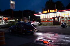 cab-118 (DiPics) Tags: car culture chuck burger cruise joint return vintage chrome americana wheels summer st louis overland chapels rock road roll metal neon