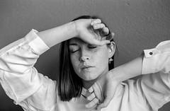 * (Lucy Zharikova) Tags: lucyzharikova lucyzharikovaphotographer film bw 135mm portrait tenderness mood