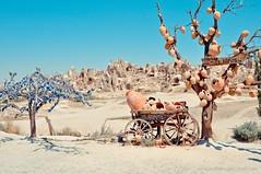 20140814-Mathieu-Blondeau-4457 [1600x1200] (mathieublondeau) Tags: 2014 mathieublondeau turquie trip turkey goreme greme cappadoce cappadocia landscape bluesky