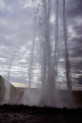 El mundo tras la cortina de agua (Lou Rouge) Tags: iceland islandia seljalandsfoss catarata cascada inside cascade waterfall sky water nature naturaleza