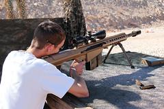 Las Vegas shooting range Barret M82 / 0.50 caliber (red-illusion) Tags: las vegas shooting range barret m82 050 caliber