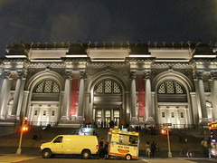 Metropolitan Museum of Art Night Fountains 5050 (Brechtbug) Tags: metropolitan museum art lobby exterior facade front entrance stairs outside building new york city summer 09102016 nyc cityscape east skyline urban afternoon july 2016 arts gallery buildings sculpture architecture statue crowd crowds met museums manhattan uptown 5th ave fifth avenue arch arches nite night time evening fountain fountains