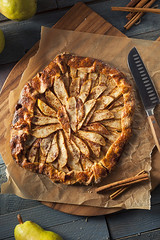 Homemade Autumn Pear Galette Pastry (brent.hofacker) Tags: apple autumn baked bakery brown cake cinnamon cooked crust delicious dessert food french fresh freshness fruit galette golden gourmet grain handmade healthy homemade nature pastry pear peargalette pears pie round rustic sliced slices snack sugar sweet tart tasty traditional vintage warm wooden