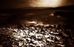 !!!Darkness (Claudio Taras) Tags: claudio contrasto canona1 controluce taras rodinal 35mmfilm bw bokeh biancoenero toned sardegna santeodoro longexposure nd3 ndx1000 film fomapan