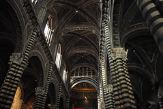 Siena Cathredral (Len Radin) Tags: moorish siena italy bicyclingtrip discoverybicycle europe church tuscany