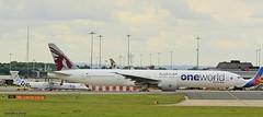 Qatar A7-BAF  _MG_0593 (M0JRA) Tags: manchester airport planes jets flying aircraft qatar a7baf