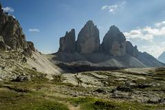Tre Cime di Lavaredo (Vio_S) Tags: mountains tre cime di lavaredo alps alpi montagne excursion love planet nature sunshine travel italy landscape beautifulworld