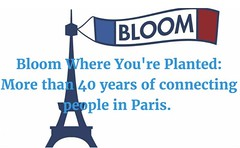 New #Blogpost: @BloomParis1 : More than 40 years of connecting people in #Paris. http://buff.ly/2bSX5py http://ift.tt/2coR0nO (expatsparis1) Tags: expats paris expatriates france europe immigration immigrants