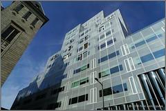 2016-09-03 Rotterdam - Het Timmerhuis - 7 (Topaas) Tags: haagseveer hettimmerhuis koolhaas meent oma raam remkoolhaas rodezand rotterdam sonya7m2 sonyilce7m2 stadstimmerhuis zandstraat