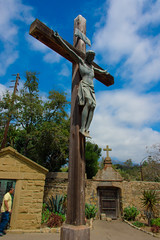 _DSC4071 (Shane Burkhardt) Tags: elcaminoreal missionsantabarbara santabarbara southerncalifornia spanishmission ca california catholic usa spanishcolonialism franciscan