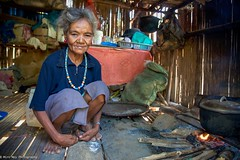 Woman from Ata-Manobo tribe on Mindanao - Philippines (Miro May) Tags: asia philippines mindanao atamanobo manobo ethnic ethnicity traditional travel woman culture