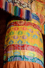 Fabric Likir Gompa (dave beere) Tags: india ladakh buddism buddah monastery gompa